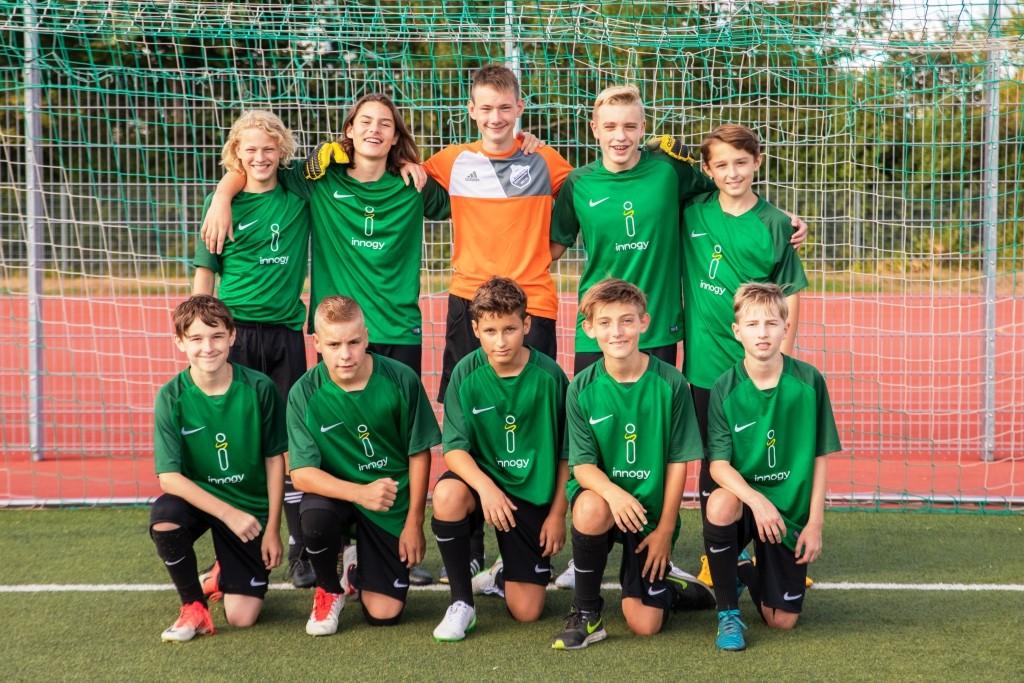 Fussball Armsheim Schimsheim C Jugend